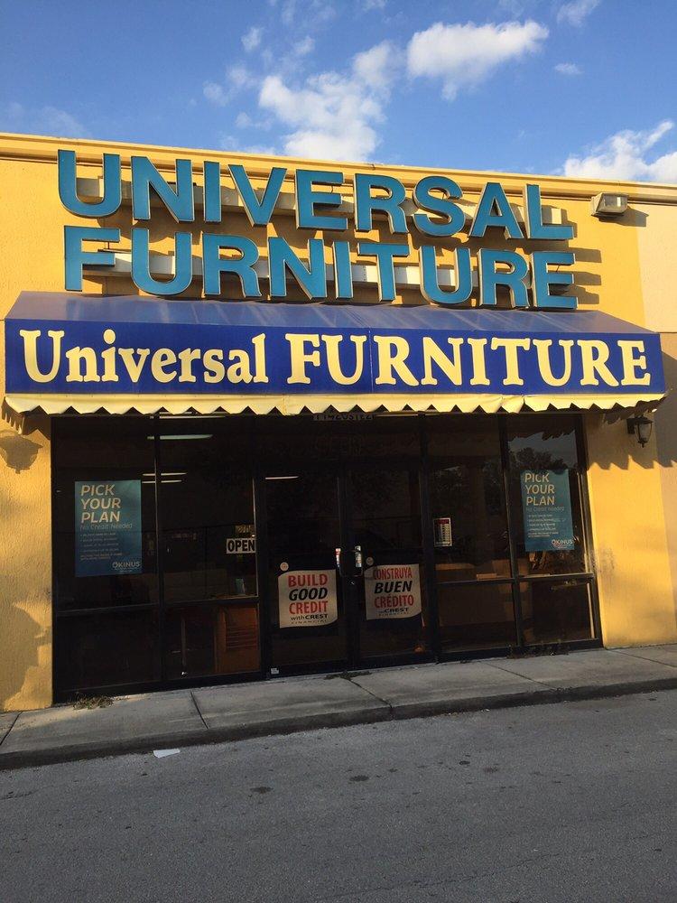 universal furniture 21 photos furniture stores 11420 s orange blossom trl south orange. Black Bedroom Furniture Sets. Home Design Ideas