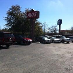 Avis Rent A Car Car Rental 328 E Crockett St Downtown