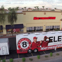Mattress Firm Spring Valley Village