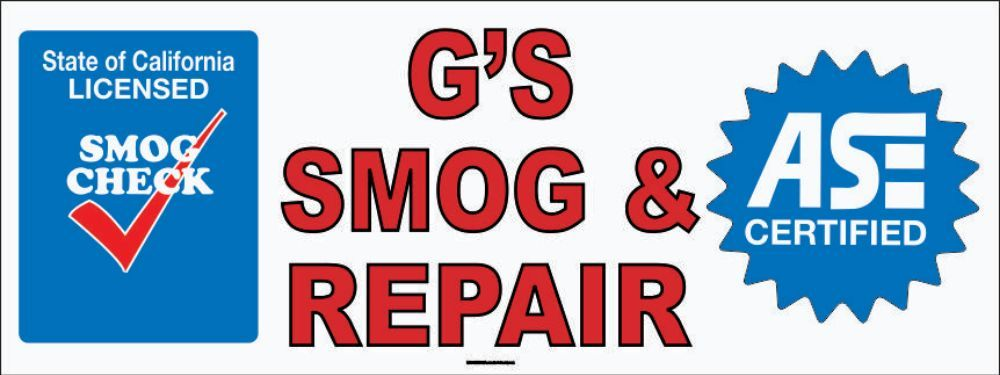 G's Smog and Repair: 14306 W Whitesbridge Ave, Kerman, CA