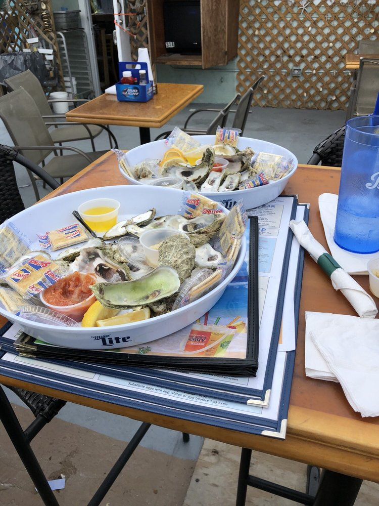 World Famous Oasis Restaurant: 4000 A1A S, Saint Augustine Beach, FL