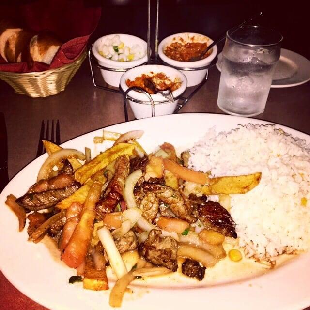 Yelp Peruvian Restaurant San Francisco