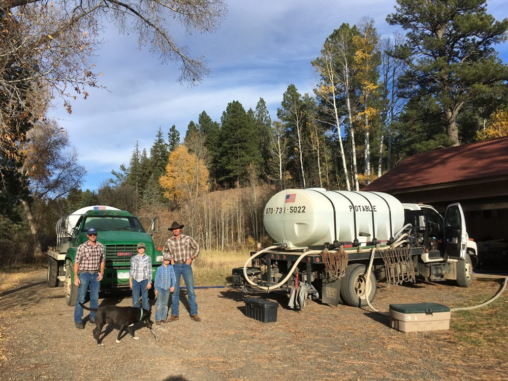 The Water Runner: 101 W Beucler Ln, Pagosa Springs, CO
