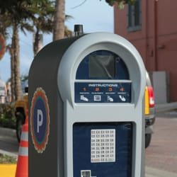 Photo Of Hollywood Beach Garage Fl United States Pay Station For