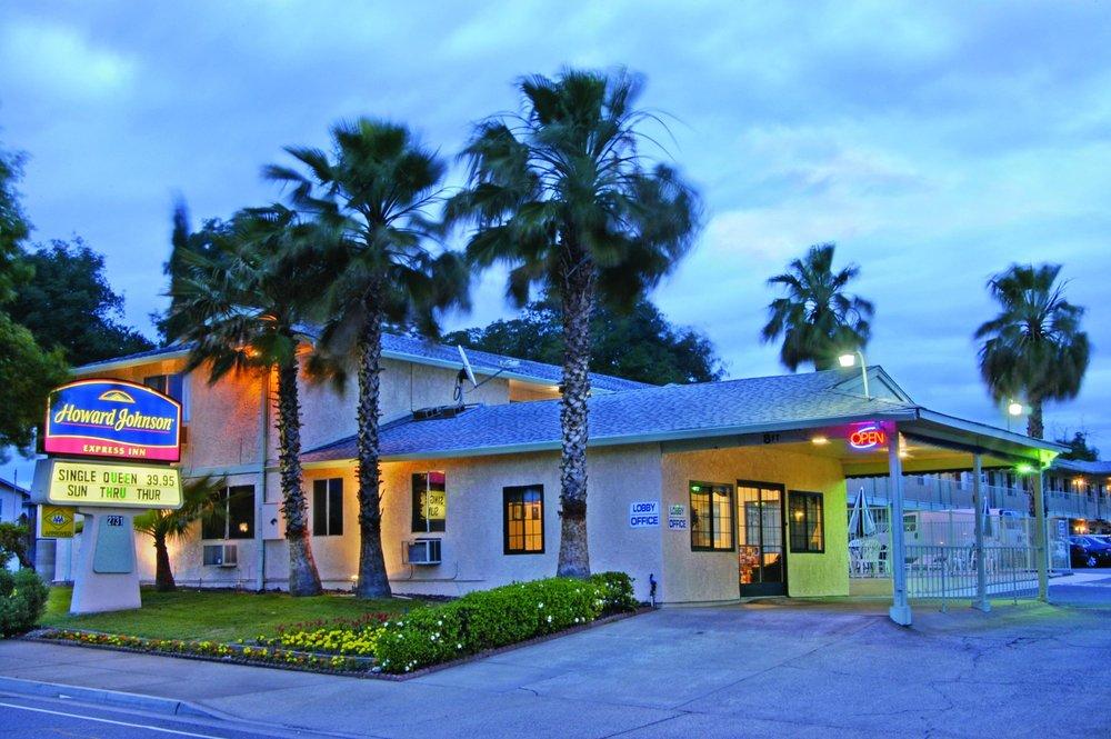 Motel  Bechelli Lane Redding Ca