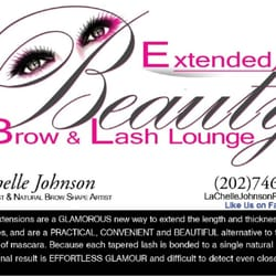 c62c9f47faf Photo of Extended Beauty Brow & Lash Lounge - Brandywine, MD, United States.