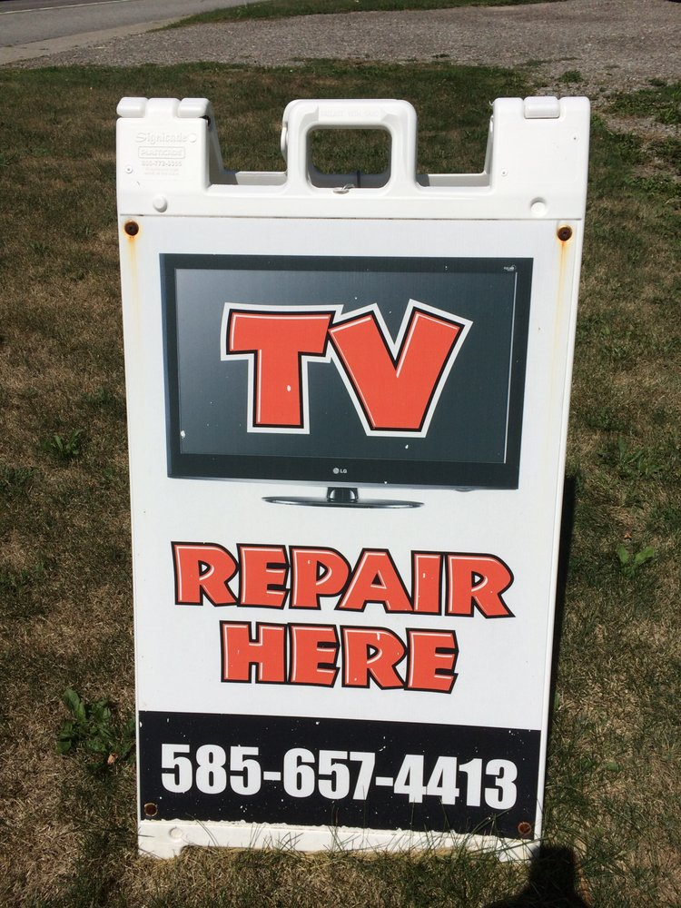Tilton TV Repair: 2191 State Route 64, Bloomfield, NY