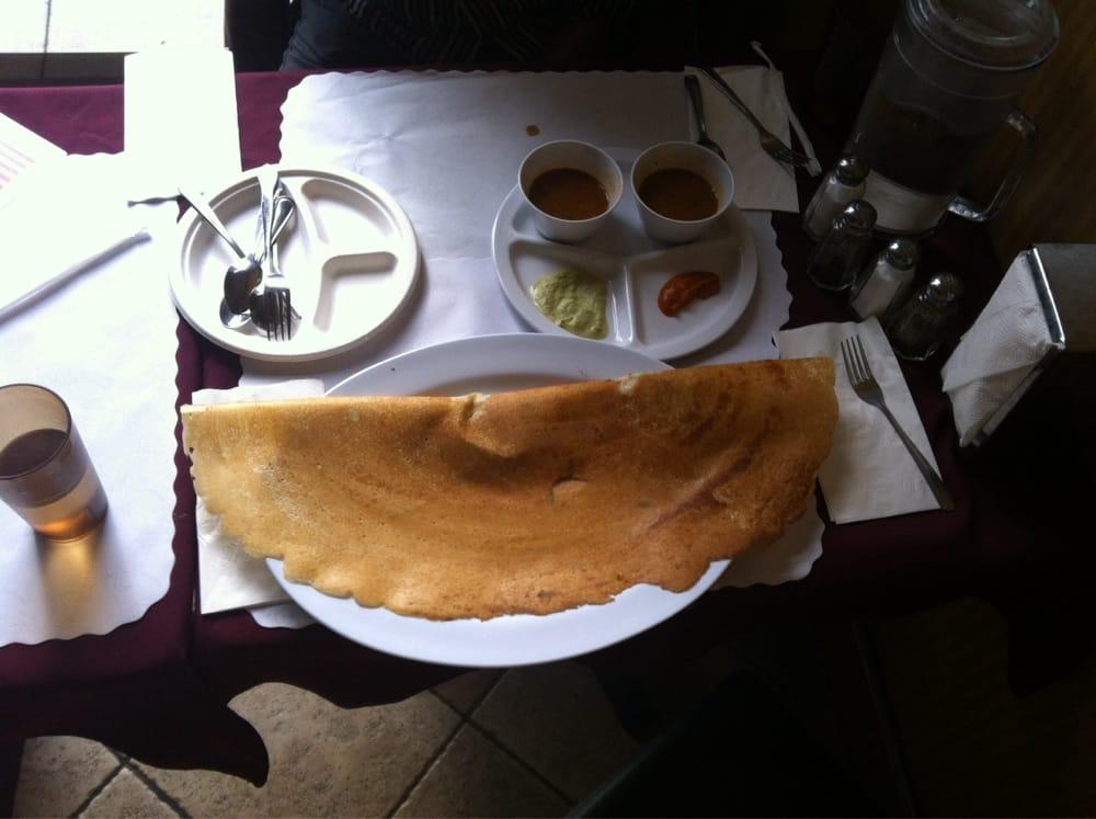 Dosa Curry Cafe Newark Ca