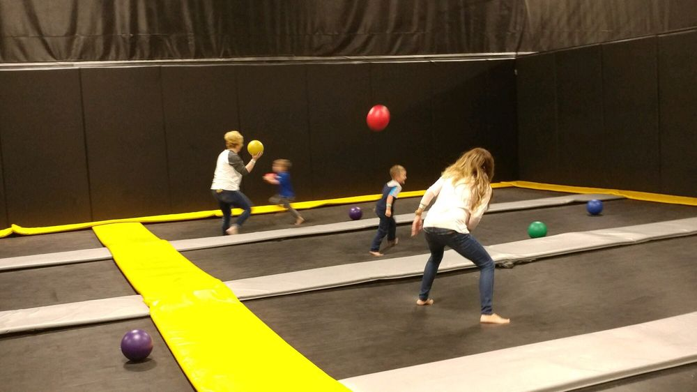 Aviate Extreme Air Sports Trampoline Park: 2668 N Greenwich Rd Ct, Wichita, KS