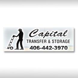 Capital Transfer & Storage: 1316 Bozeman Ave, Helena, MT