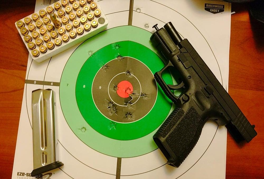 On Target Indoor Shooting Range