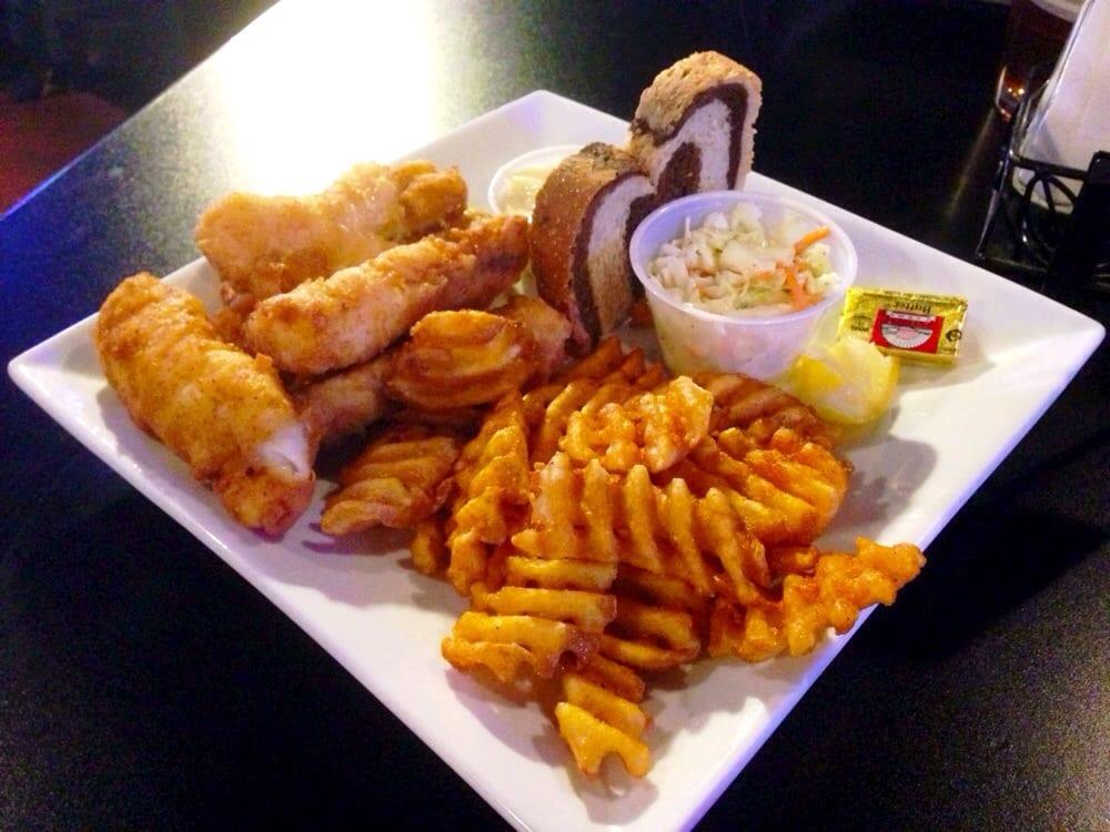 Cod fish fry dinner yelp for Fish fry waukesha