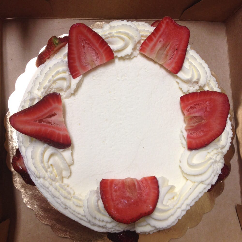 Whole Foods Cake San Francisco