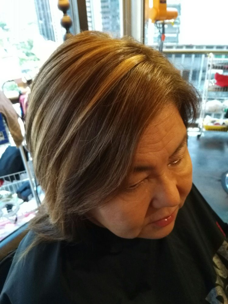 Artistic hair salon 29 foto 39 s 12 reviews kappers for 808 salon honolulu