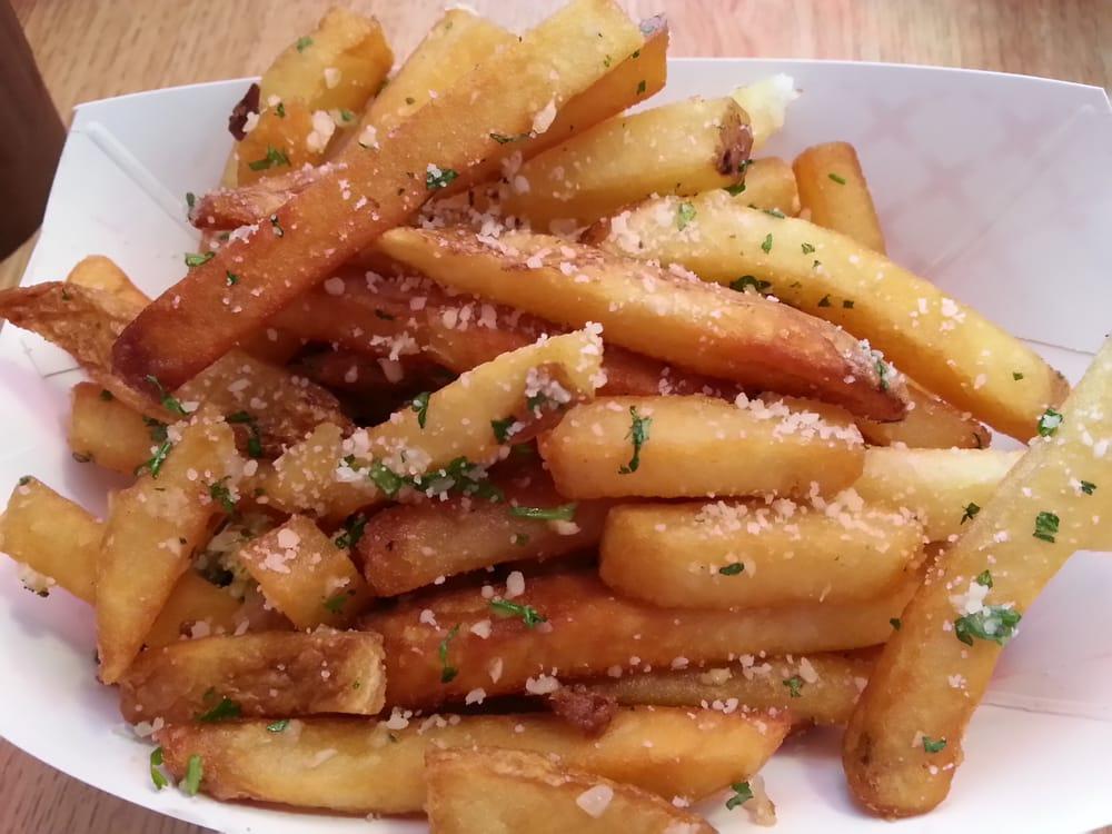 Parmesan garlic fries yelp for Seasalt fish grill