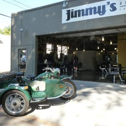 Superior Photo Of Jimmyu0027s Barber Garage   Sacramento, CA, United States. The Front