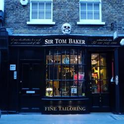 5bb39dbd8d335 Sir Tom Baker - 16 Photos - Tailor   Sewing Alterations - 4 D Arblay ...