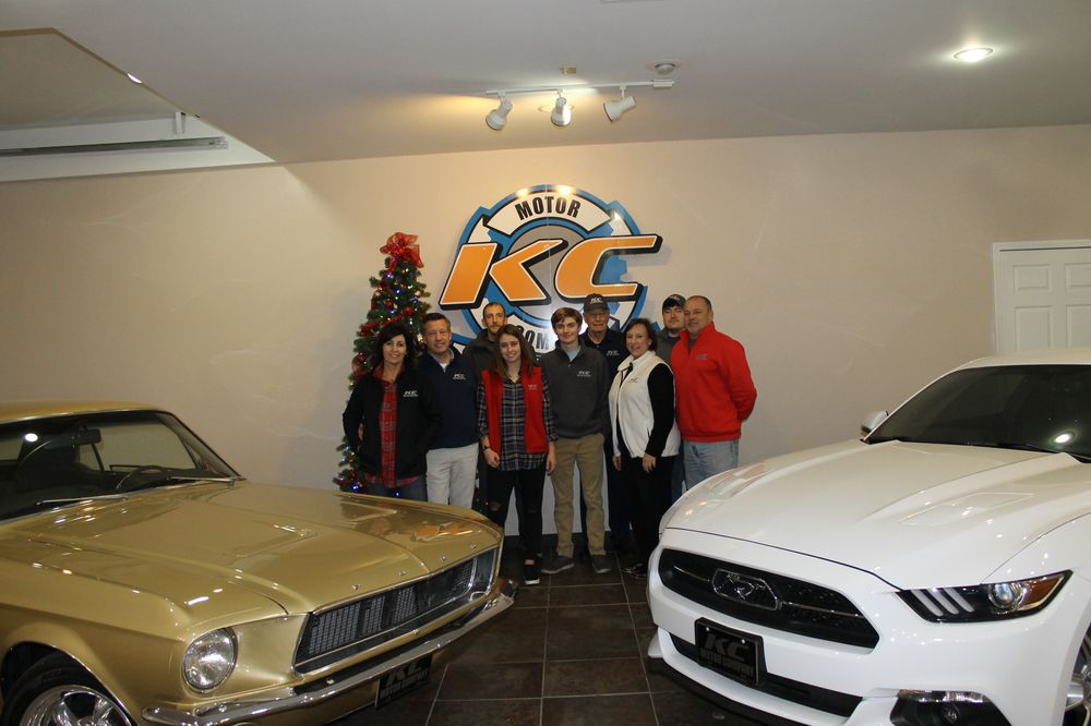 KC Motor Company: 20219 Metcalf Ave, Bucyrus, KS