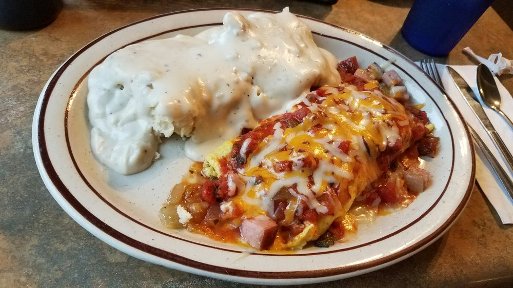 Patti's Kitchen: 505 2nd Ave, Gold Hill, OR