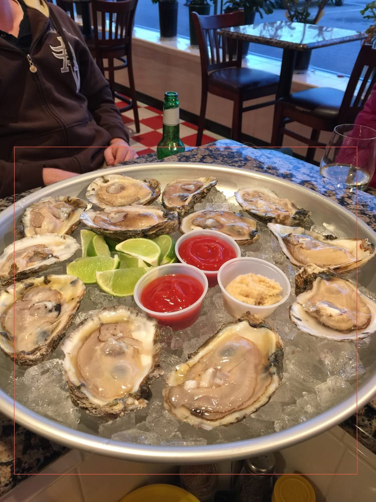 Seafood Restaurants Near Atlantic City