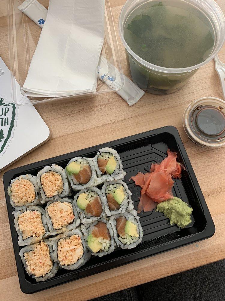 Yum Yum Sushi: 2739 Henry St, Muskegon, MI
