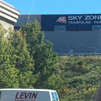 Photo Of Sky Zone Trampoline Park   Monroeville, PA, United States. Sky Zone