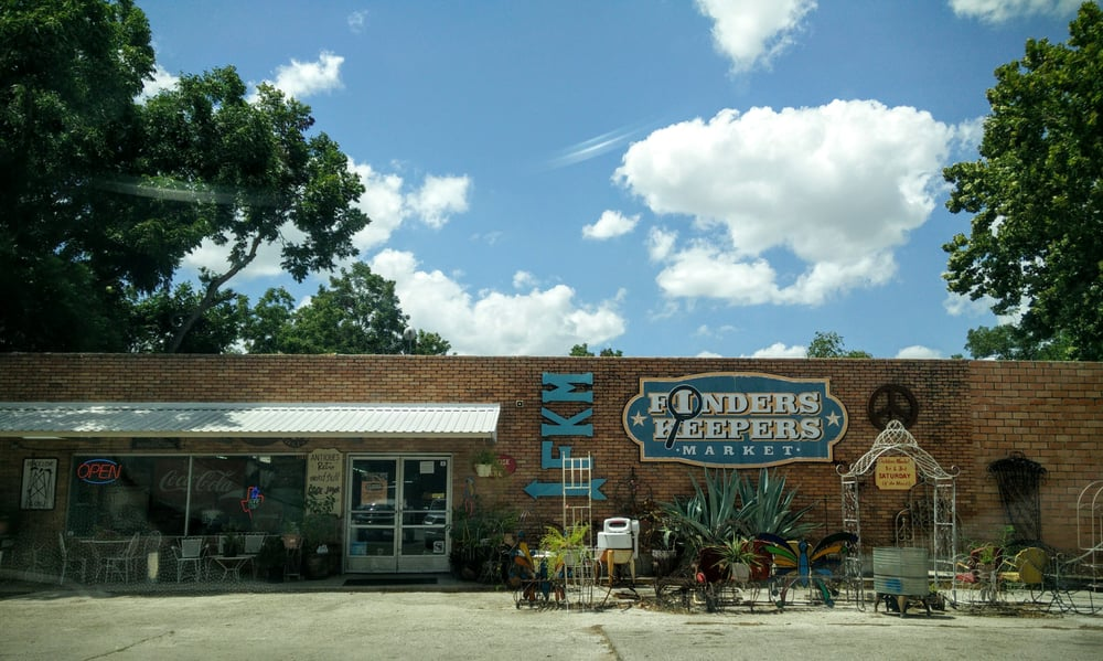 Finders Keepers Market: 1303 C St, Floresville, TX