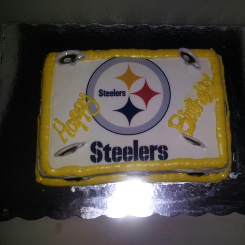 Pittsburgh Steelers Birthday Cake Yelp