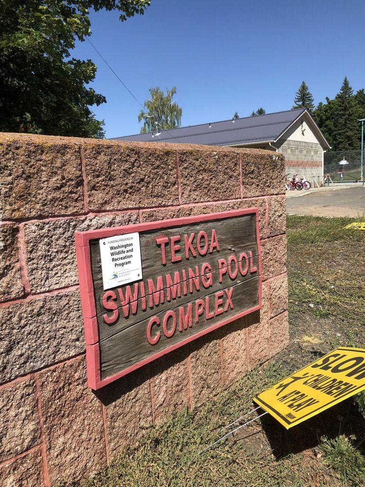 Tekoa Pool: 399 Warren St, Tekoa, WA