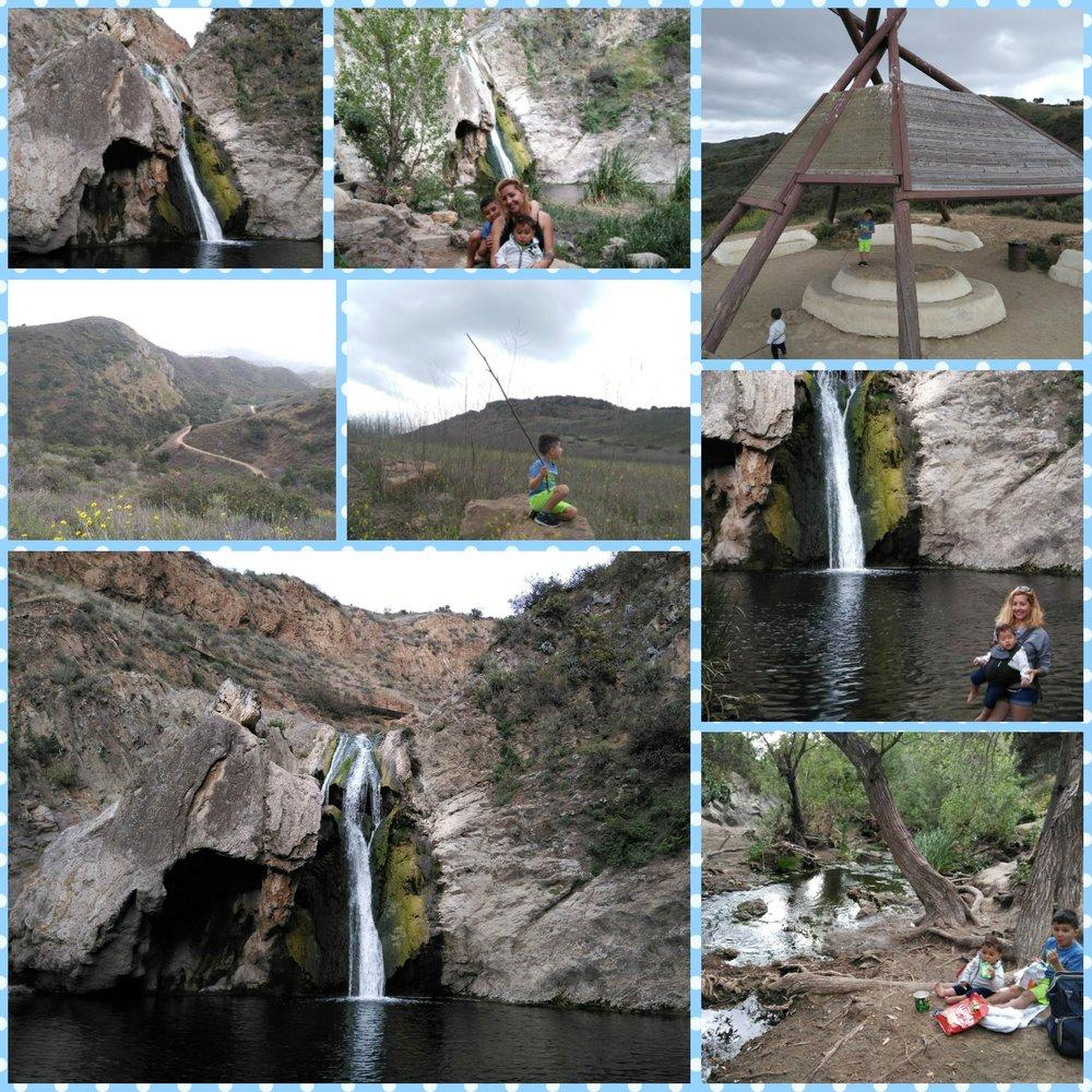 Paradise Falls: Wildwood Park, Thousand Oaks, CA