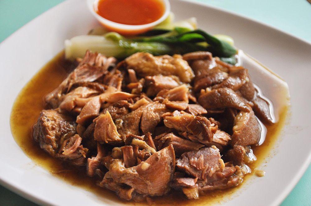 Ghim Moh Market