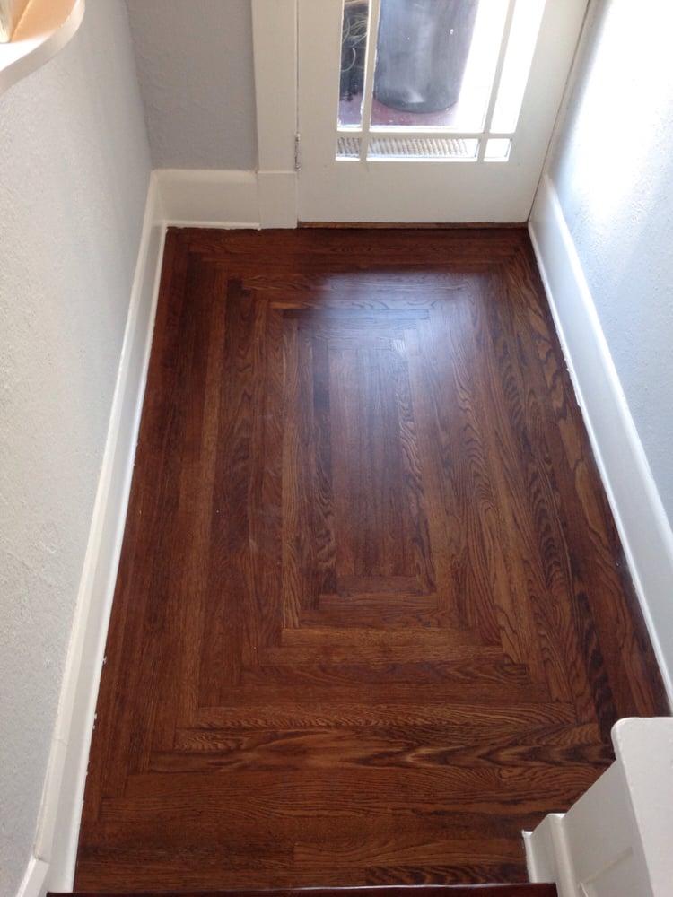 Refinished 1908 Hard Wood Floors Yelp