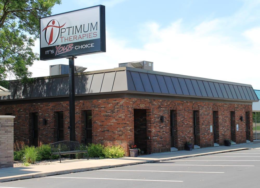 Optimum Therapies: 517 E Clairemont Ave, Eau Claire, WI