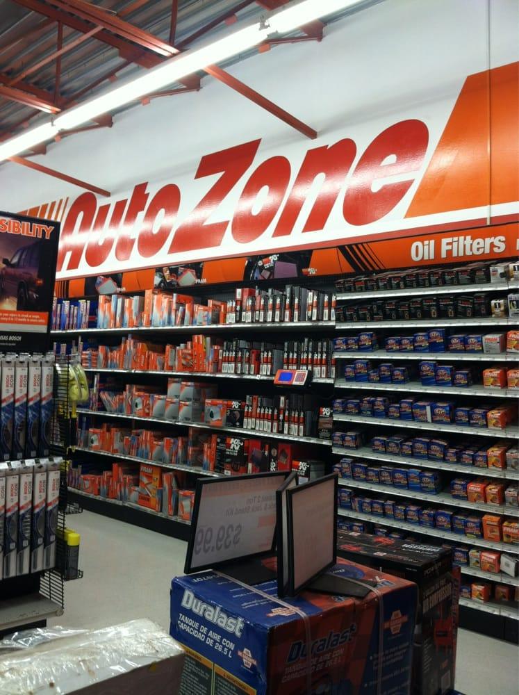 AutoZone Auto Parts: 50-700 Harrison St, Coachella, CA