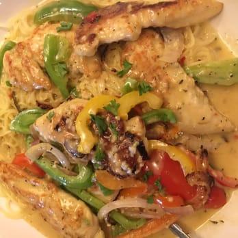 photo of olive garden italian restaurant minot nd united states chicken scampi - Olive Garden Vegetarian