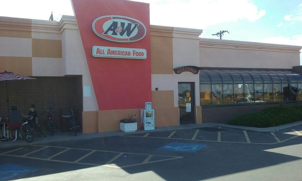 A&W: 680 Oak Ave, Eaton, CO