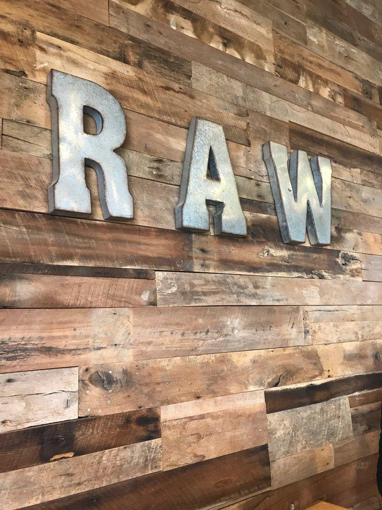 Raw Organic Juice Bar