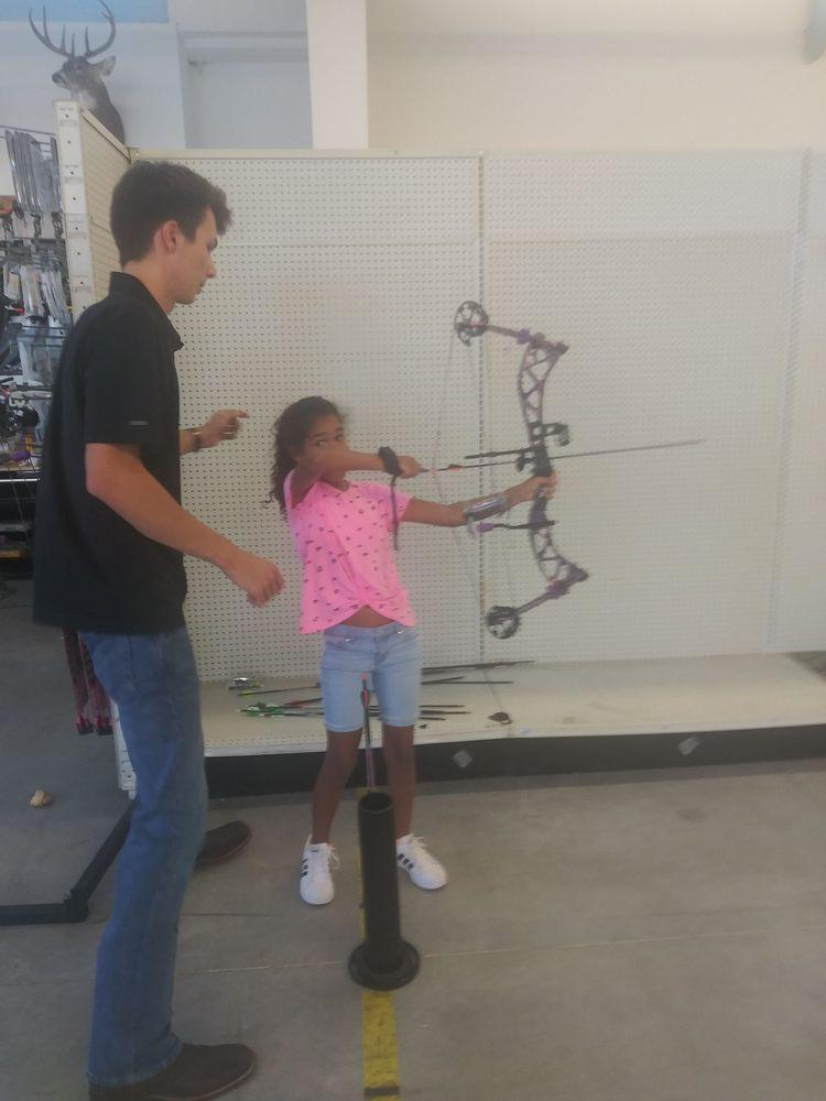 Archery Academy: 205 W Main St, Havelock, NC