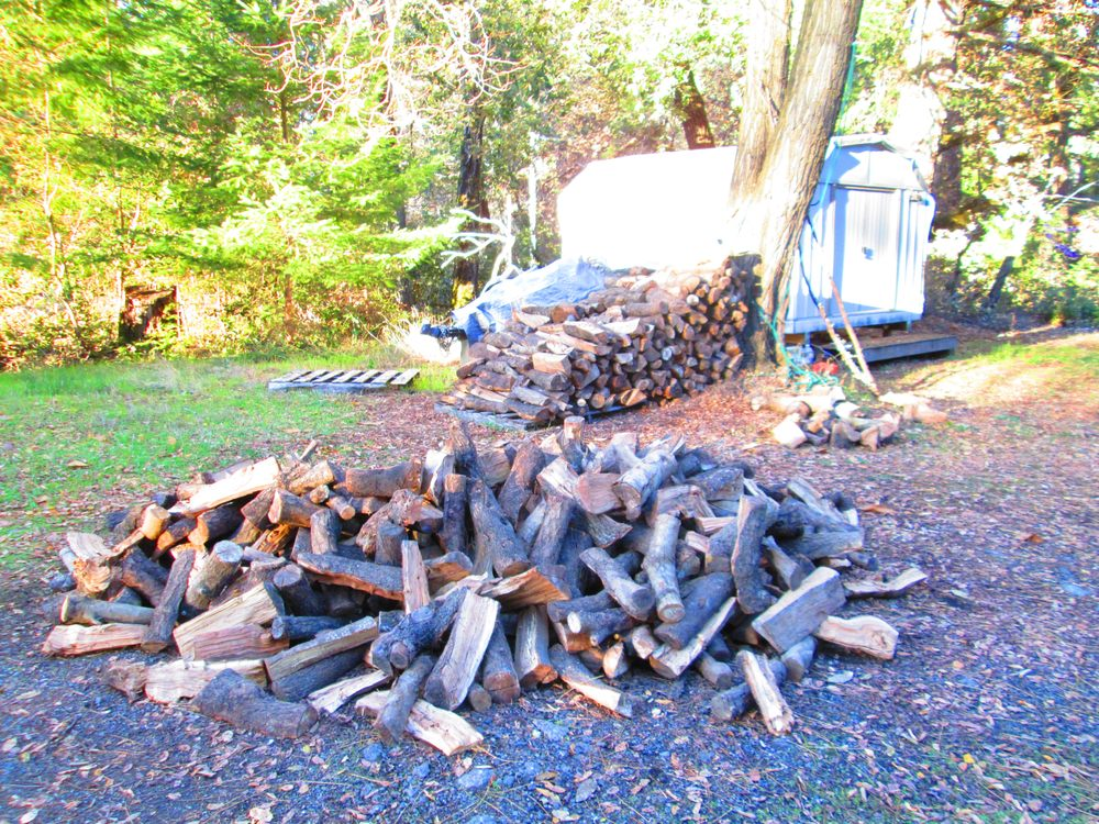 Forestville Firewood Products: 9360 Hwy 116, Forestville, CA