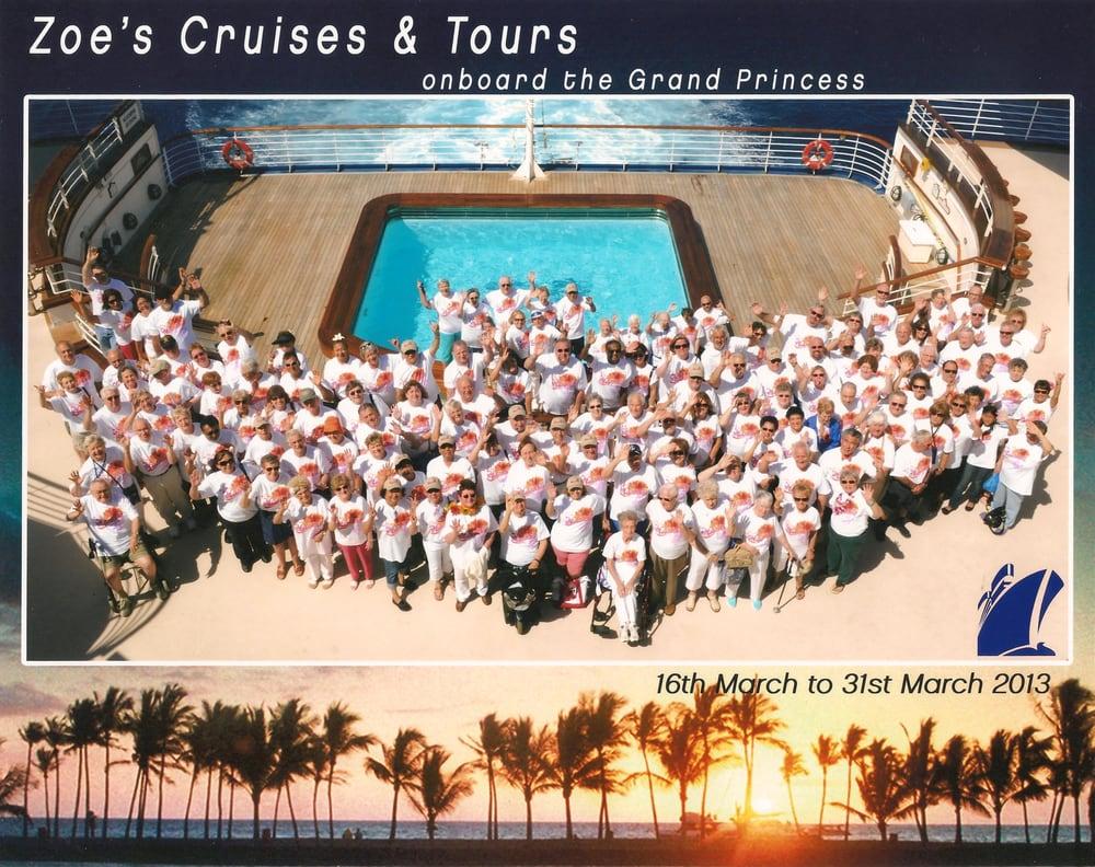 Zoe's Cruises & Tours