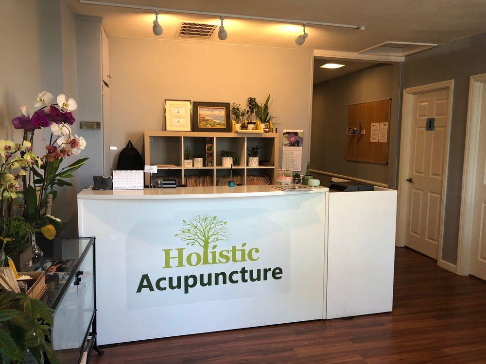 Holistic Acupuncture