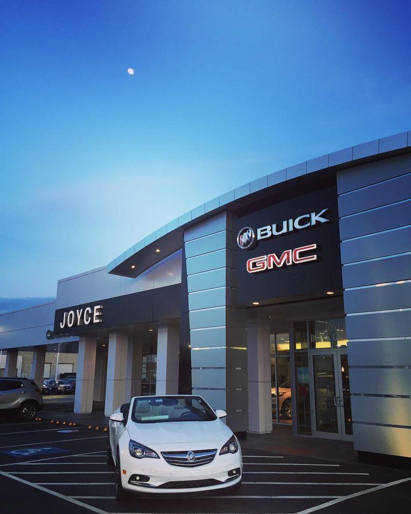 Joyce Buick GMC