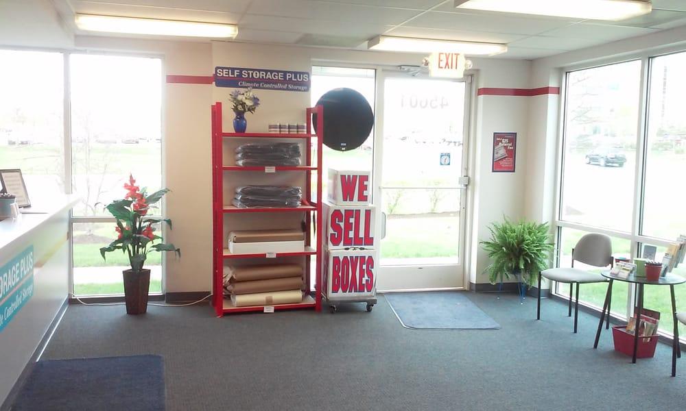 Self Storage Plus: 45601 Woodland Rd, Sterling, VA