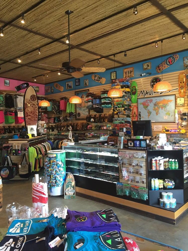 Maui & Sons Retail #2: 23 Washington Blvd, Marina del Rey, CA