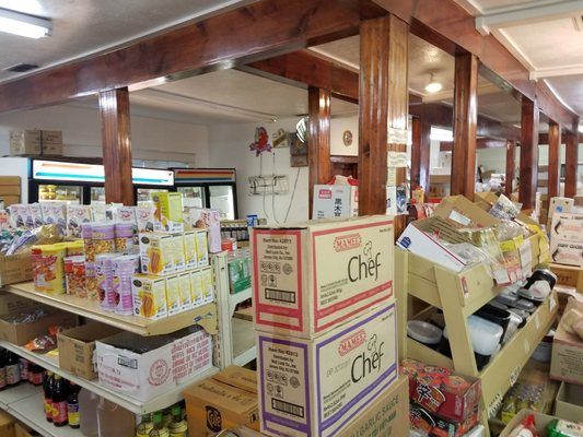 Thai Oriental Food Store 5615 Sears St Dallas, TX Oriental