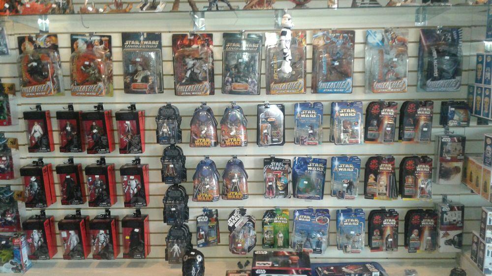 Hero Haven Toys & Collectibles: 2121 N Tyler Rd, Wichita, KS