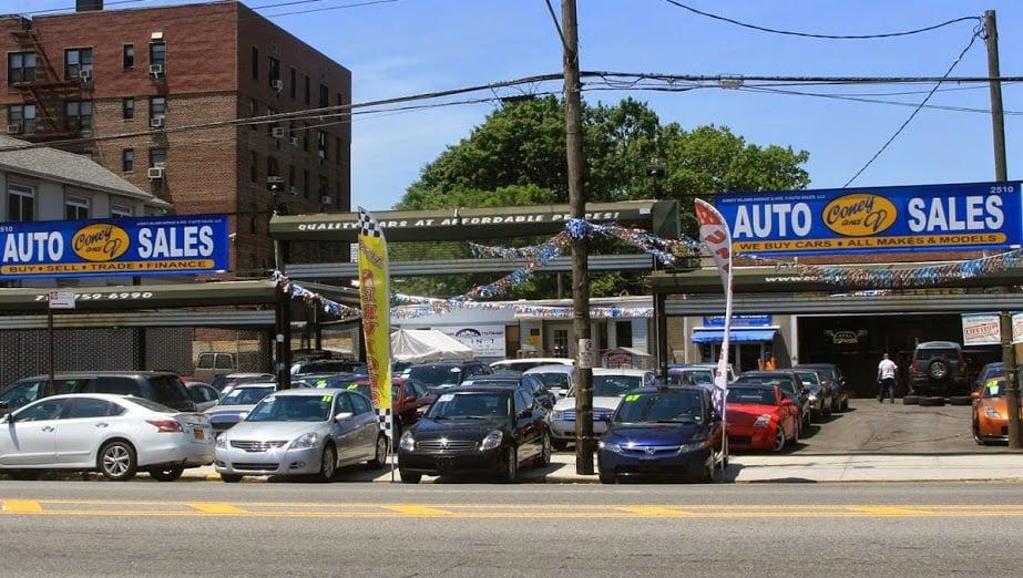 Coney & V Auto Sales