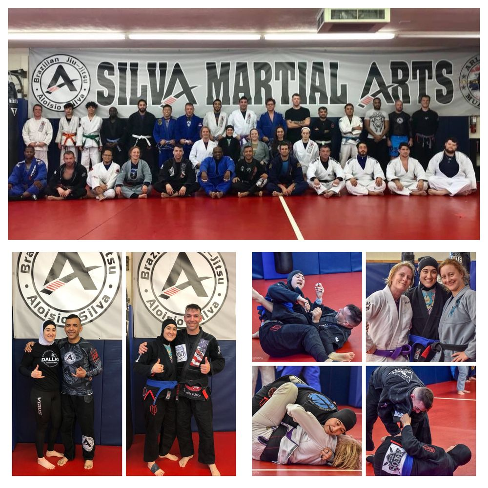Aloisio Silva Brazilian Jiu-Jitsu Academy