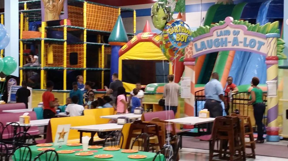 Laugh Out Loud Stations MEGA Fun Center: 6250 Greenbelt Rd, Greenbelt, MD