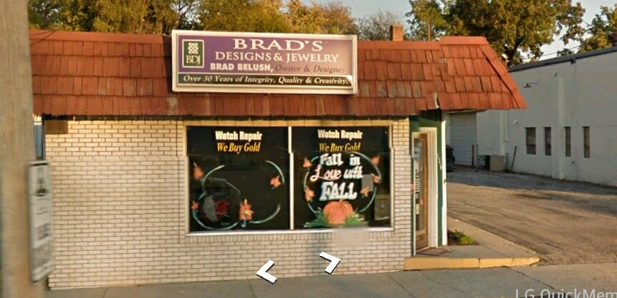 Brad's Designs & Jewelry: 146 N Main St, Crown Point, IN